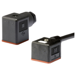 Plugs EN 175301-803-A | PG9 | PG11 | 5m Cable