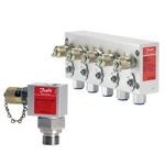 Test Valves MBV for MBC and MBS Block Units