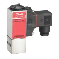 060N1034 Danfoss MBS5100 0-4 bar 4-20mA Transmitter